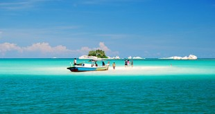 Wisata gerhana matahari di Belitung