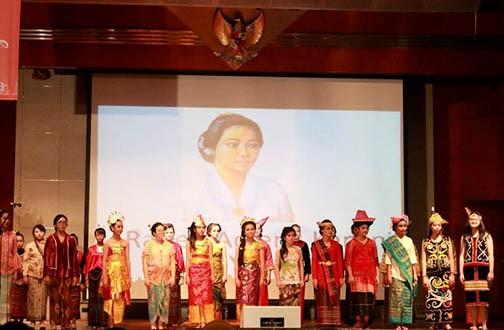 Karnaval Jalan Cantik & Keren Nusantara 2016