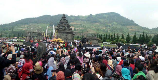 Dieng Culture Festival 2016