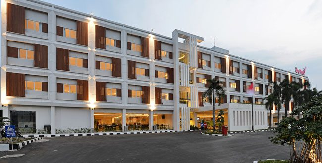 Evitel Hotel Cibitung