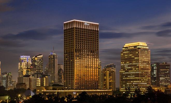 Fairmont Jakarta, hotel bisnis terbaik di Asia Pasifik