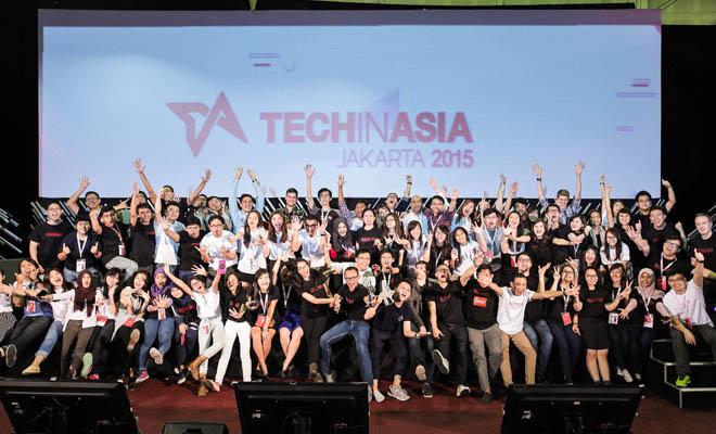 konferensi Tech in Asia