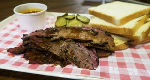 texas barbeque brisket