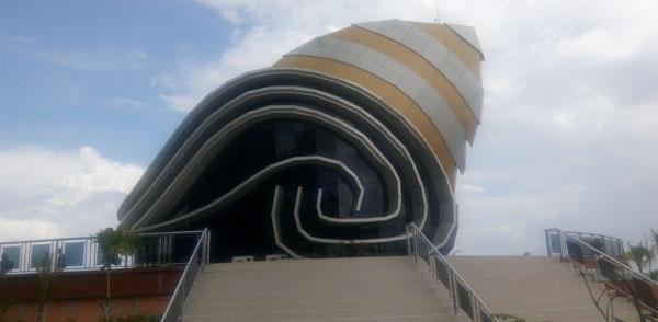 Gedung Gonggo, Tanjung Pinang