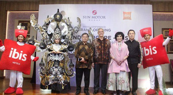 Konferensi Pers Peresmian Grand Mercure dan ibis Yogyakarta Malioboro