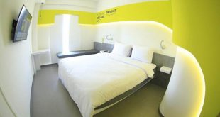 YELLO DOUBLE ROOM