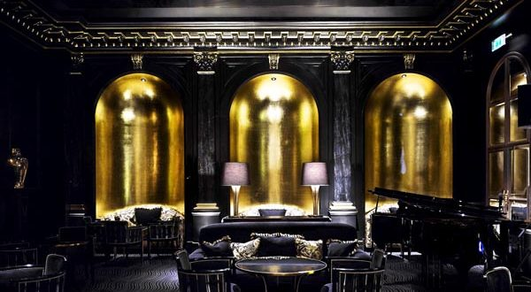 Beaufort Bar - Savoy London