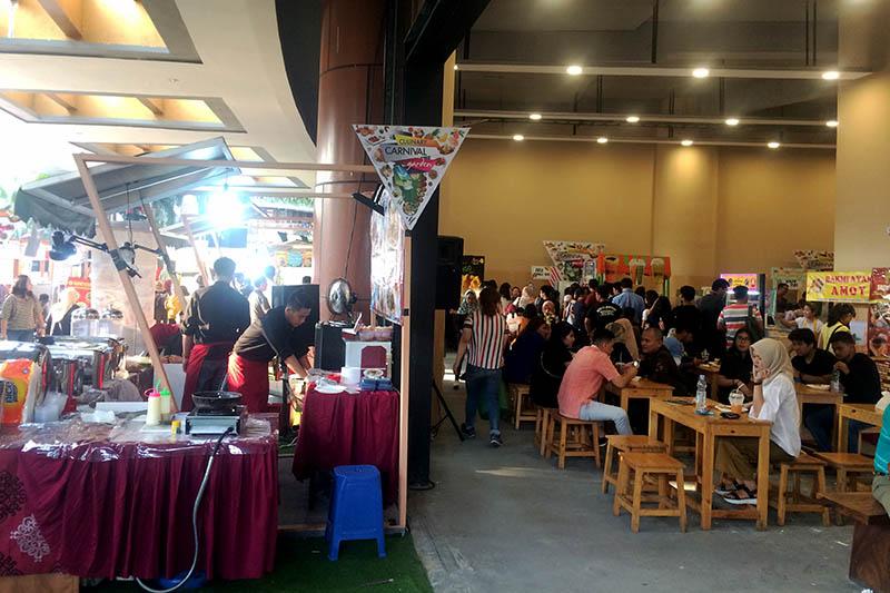 Culinary Carnival Garden