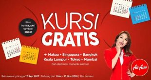 Kursi Gratis - September 2017