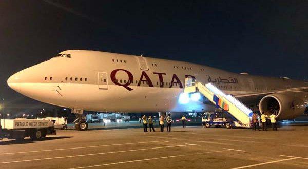 Qatar B747-800 (1)