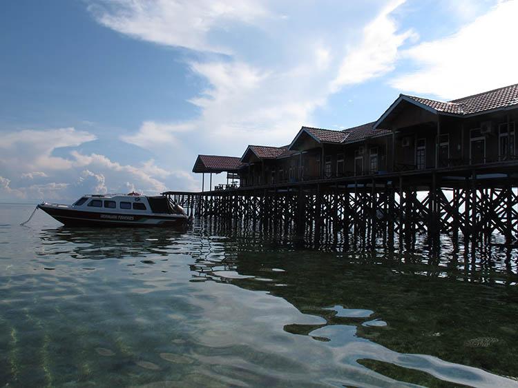 homestay di Derawan