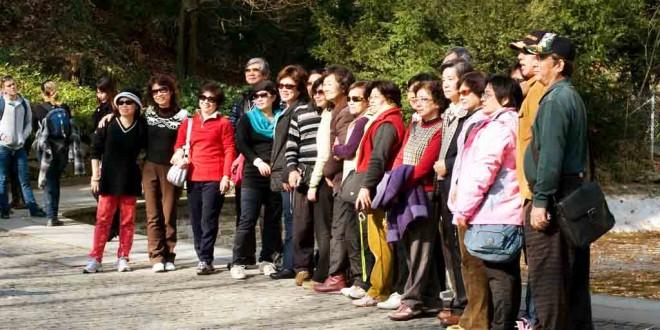 Jumlah kunjungan wisatawan mancanegara