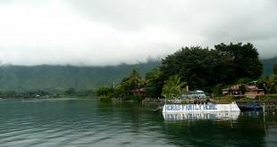 Bandara Silangit hanya berjarak 30 menit dari Danau Toba