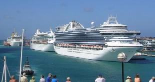 Jumlah penumpang kapal pesiar meningkat