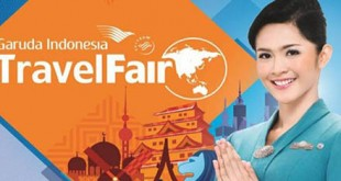 Garuda Indonesia Travel Fair 2016