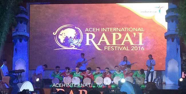 Aceh International Rapa'i Festival