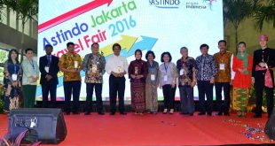 Astindo Jakarta Travel Fair 2016