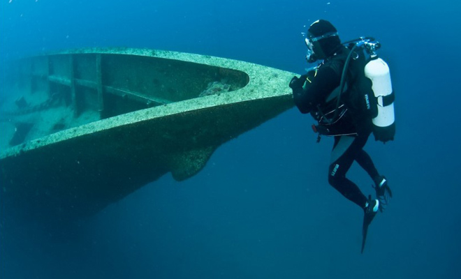 scuba diving di melbourne