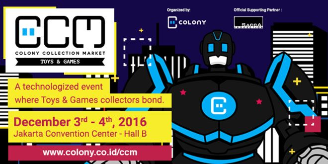 Colony Collection Market: Toys & Games