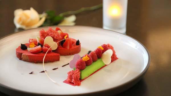 Fairmont Jakarta - Valentine's Dessert-