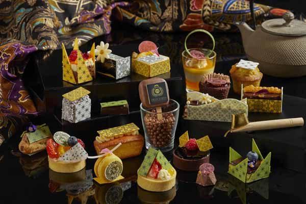 Batik Afternoon Tea at Peacock Lounge 1
