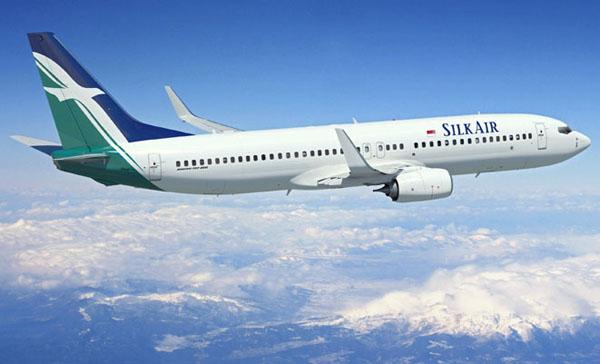 Silk Air SLK 737-800 ArtworkK65786