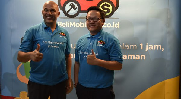 (Foto 6) Rolf Xander Monteiro & Alexander Alvin di acara Press Conference belimobilgue.co.id, Kamis (7_9) (1)
