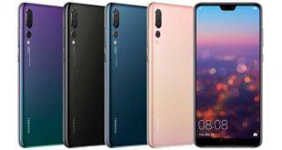 Huawei P20 Pro Group Shot