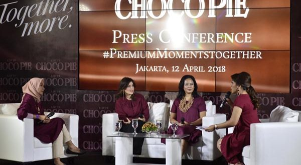 Talkshow Press Conference Lotte Choco Pie PremiumMomentstogether