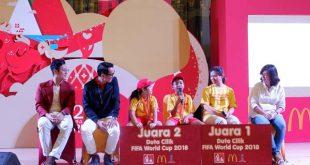Junior Liem, Erwin, Reina, Al faro, Caroline Kurniadjadja, Claudia Ingkiriwang