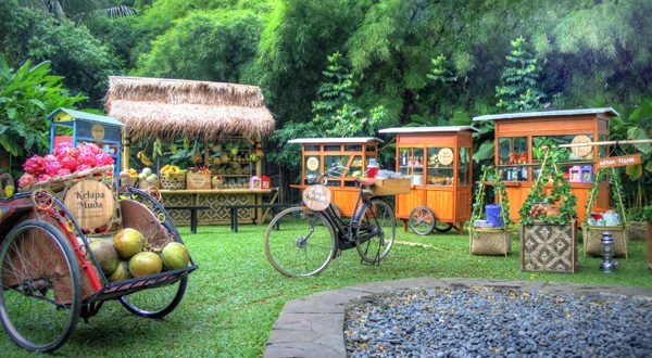 Kampung Betawi at Makara Garden
