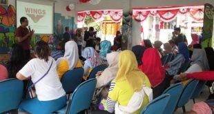 1-Kampanye program Pola Hidup Bersih dan Sehat Kepada Orang Tua