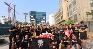 Kegiatan Fun Run RIOT Surabaya(3)