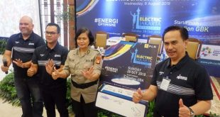 Konpers Electric Jakarta Marathon 2018 (signing ceremony) (80818)