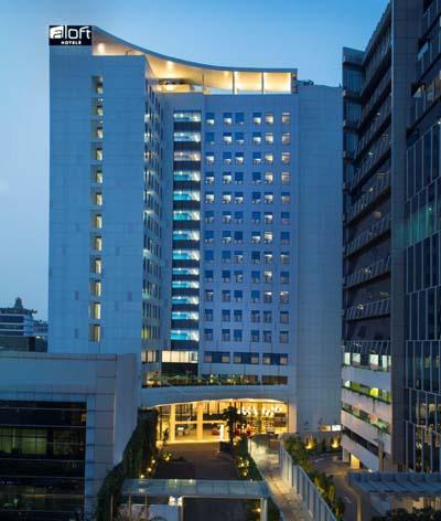 1. Facade Hotel