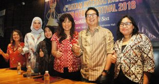 Press Conference 'Batam International Fashion & Food Festival 2018'