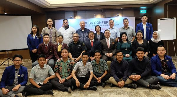 Together with mentor hotels and students